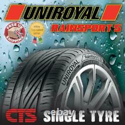 205 40 17 84w Uniroyal Rainsport 5 Amazing(a)rated Wet Grip Top Quality Tyres
