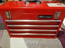 4 Draw + top try Hand Portable tool box CT1475