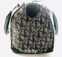 AUTHENTIC DIOR Trotter Mini Boston Top Handle Bag Vintage