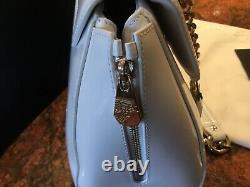 Authentic Versace MEDUSA Top handle SATCHEL Shoulder BAG Made in Italy