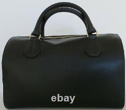 Bally-Alana Leather Bag with Top handles and Shoulder strap new
