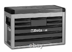Beta C23SC 8 Drawer Portable Tool Chest / Top Box Grey
