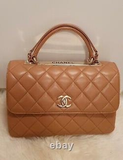 Chanel Trendy CC Top Handle Bag