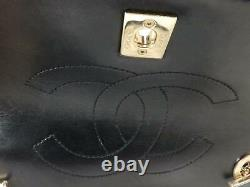 Chanel Trendy CC Top Handle Bag Quilted Lambskin Leather Large Orig $7,000