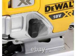 DeWalt DCS334N 18V XR Cordless Brushless Top Handle Jigsaw Bare Unit