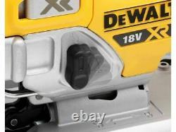 DeWalt DCS334N 18V XR Cordless Brushless Top Handle Jigsaw Bare Unit New