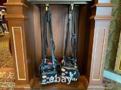 Disney X Kate Spade Alice in Wonderland Top Handle Satchel Purse Cosmetic Case