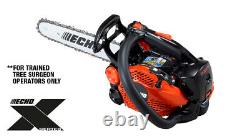 ECHO Top Handle Chainsaw CS-2511TES Professional Arborist Chainsaw Made in Japan