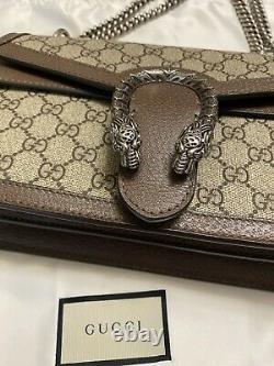 Gucci Dionysus GG top handle bag