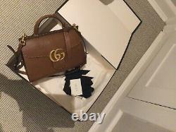 Gucci marmot, kelly tophandle bag