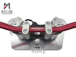 Honda CBR 600 f3 f4 Street Fighter Handle Bar Top Yoke Conversion Kit 1991-1999