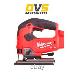 Ilwaukee M18FJS-0 FUEL Brushless Cordless Top Handle Jigsaw Jig Saw Body Only