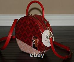 KATE SPADE x Tom and Jerry Canteen Bag Top Handle Purse Crossbody Limited Ed