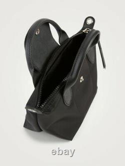 Longchamp LE PLIAGE NEO TOP HANDLE BAG Mini XS Black