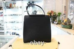 Louis Vuitton Epi Leather Figari PM Top Handle Tote Bag New & Authentic