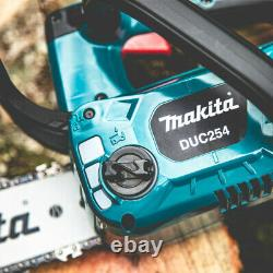 Makita 18V 25cm Top Handle Brushless Cordless Chainsaw Body Only