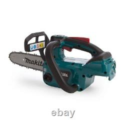 Makita DUC254Z 18V LXT Brushless Top Handle Cordless Chainsaw 25cm (Body Only)
