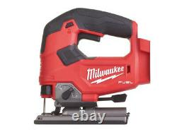 Milwaukee 18v Fuel Top Handle Jigsaw M18fjs Body Only