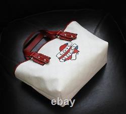NEW GUCCI Heart Tattoo Tote Top Handle BAG HANDBAG withLove Gucci, Cute, 257249 9091