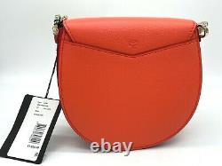 NWT $1050 Mcm Patricia ColorBlock Visetos Coated Canvas Leather Top Handle Bag