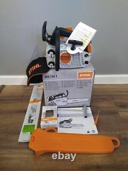 STIHL CHAINSAW MS194T MS200 MS201 MS193 Lightweight top-handle chainsaw