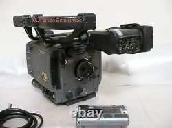 Sony F23 B4 Cinema camera with HDVF-C35, IF box, top/side handle, F35