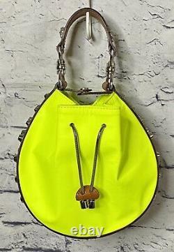 Versace Top Handle Purse Mini Bag Small Medusa Drawstring