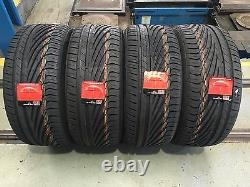 X4 185 55 14 80h Uniroyal Rainsport 3 (a) Rated Wet Grip Top Quality Tyres