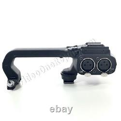 XA10 XA-10 Handle Top With XLR's Genuine Canon NEW Part