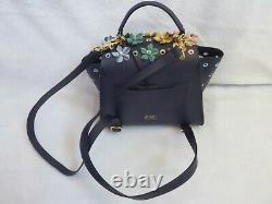 ZAC Zac Posen Eartha Top Handle Convertible Backpack Parisian Nights ZP8805-401